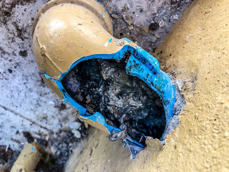 sewer line repair near me mesa az