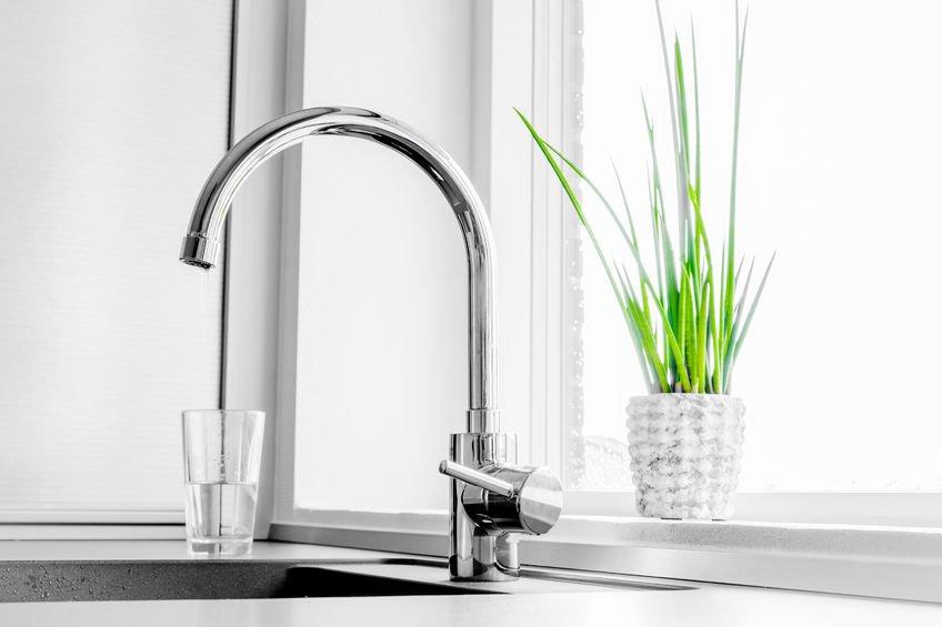 new sink after kitchen remodel in queen creek az